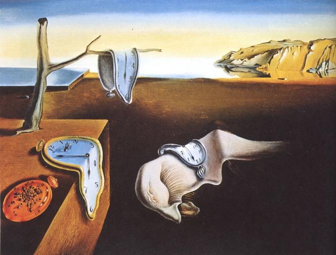 La persistencia de la memoria (Salvador Dalí - 1931)