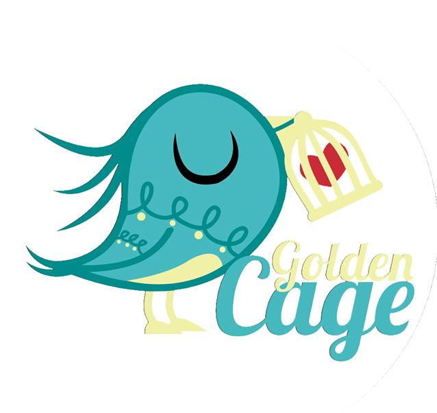 Golden Cage - Calzado