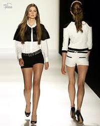 Fashion Fails: Shorts and Heels
