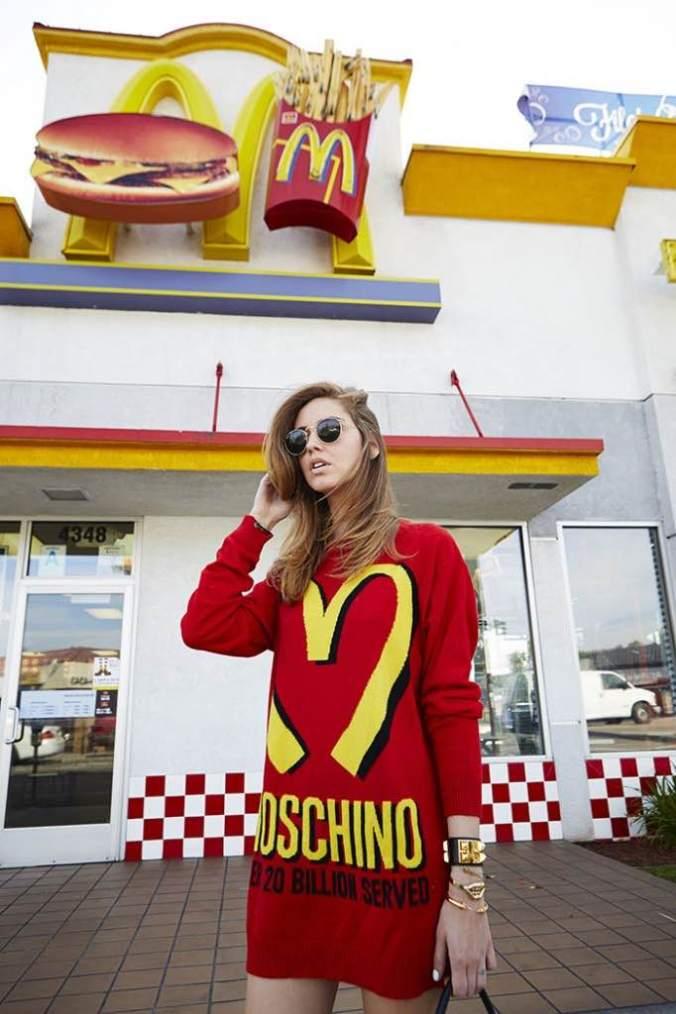 TOP tendencias 2014. Fast Food Fashion
