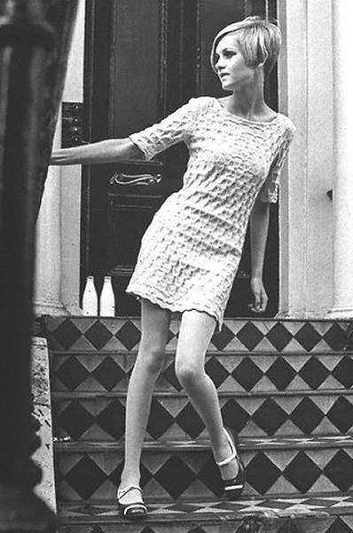 Twiggy. British Style for Woman