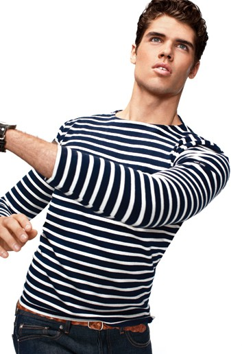 Breton Stripes - Men SS 2015