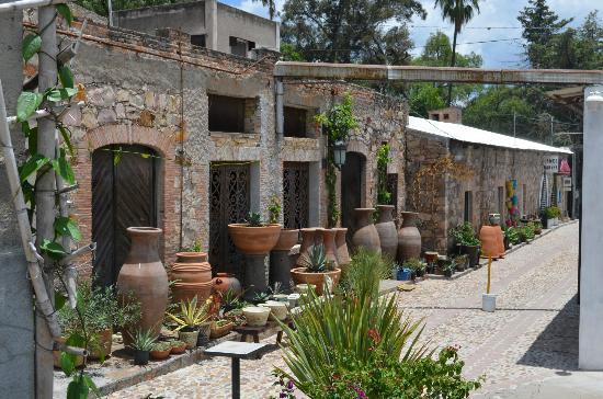 Fábrica La Aurora ( San Miguel de Allende)