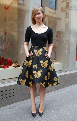 Flared Skirts - Regular Size