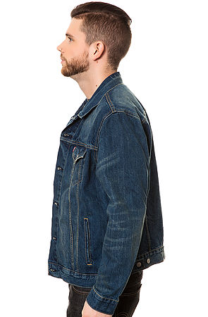 Levis - Denim Trucker Jacket - Men SS 2015