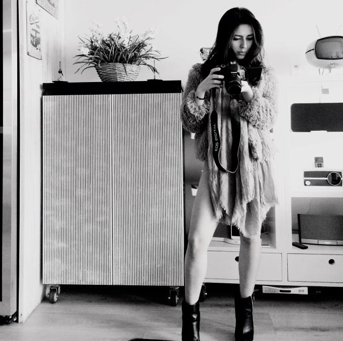 Look de los 70s